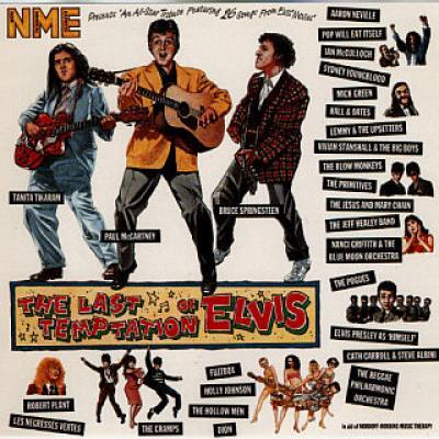 The Last Temptation Of Elvis (1990) - Les collaborations discographiques de Paul McCartney : les secrets de l'album (paroles, tablature)