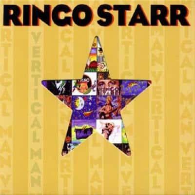 RINGO STARR - Vertical Man (1998) - Les collaborations discographiques de Paul McCartney : les secrets de l'album (paroles, tablature)
