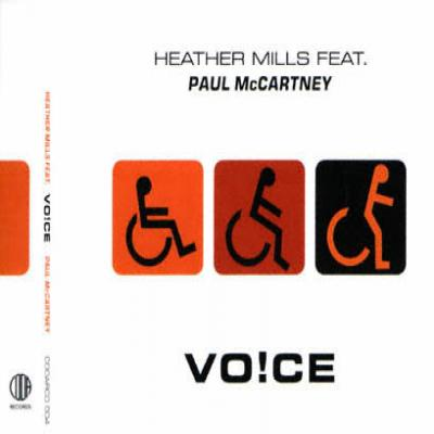 HEATHER MILLS - Voice (1999) - Les collaborations discographiques de Paul McCartney : les secrets de l'album (paroles, tablature)