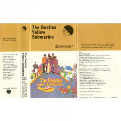 Yellow Submarine - The Beatles : les secrets de l'album (paroles, tablature)