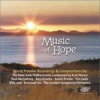 Music Of Hope (2001) - Les collaborations discographiques de Paul McCartney : les secrets de l'album (paroles, tablature)
