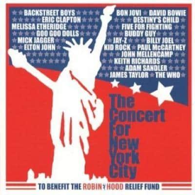 Concert For New York City (2001) - Les collaborations discographiques de Paul McCartney : les secrets de l'album (paroles, tablature)