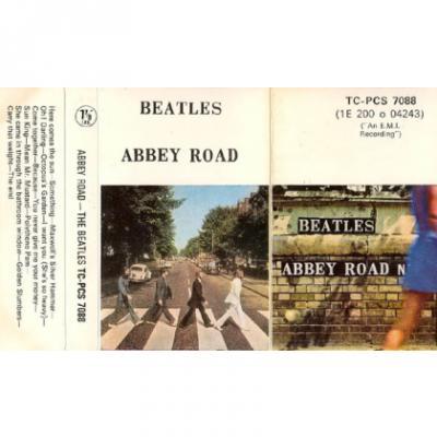 Abbey Road - The Beatles : les secrets de l'album (paroles, tablature)