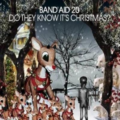 BAND AID 20 - Do They Know It's Christmas ? (2004) - Les collaborations discographiques de Paul McCartney : les secrets de l'album (paroles, tablature)