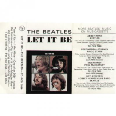 Let It Be - The Beatles : les secrets de l'album (paroles, tablature)