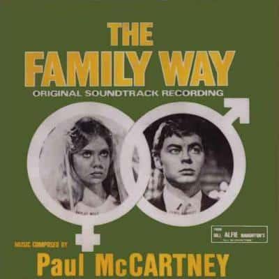The Family Way - Paul McCartney : les secrets de l'album (paroles, tablature)