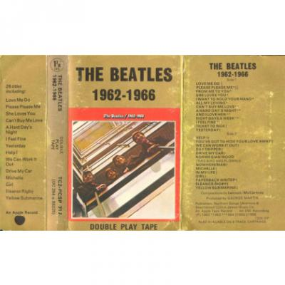 1962-1966 - The Beatles : les secrets de l'album (paroles, tablature)