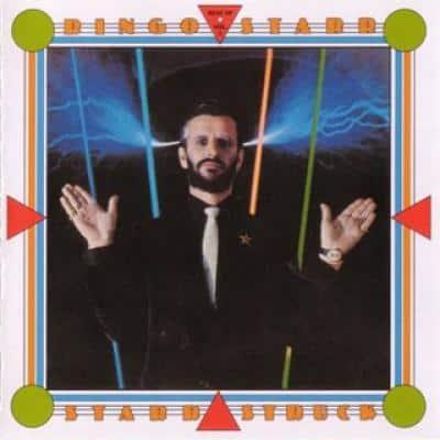 Starr Struck - Ringo Starr : les secrets de l'album (paroles, tablature)
