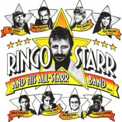 Ringo and His All-Starr Band - Ringo Starr : les secrets de l'album (paroles, tablature)