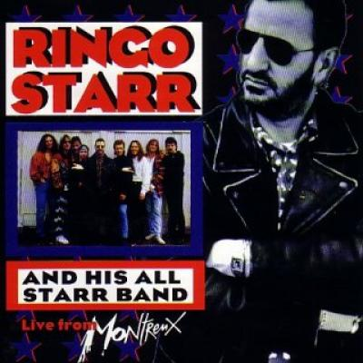 Ringo and His All-Starr Band Volume 2 - Live From Montreux - Ringo Starr : les secrets de l'album (paroles, tablature)