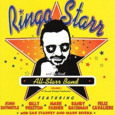 Ringo and His Third All-Starr Band - Volume 1 - Ringo Starr : les secrets de l'album (paroles, tablature)