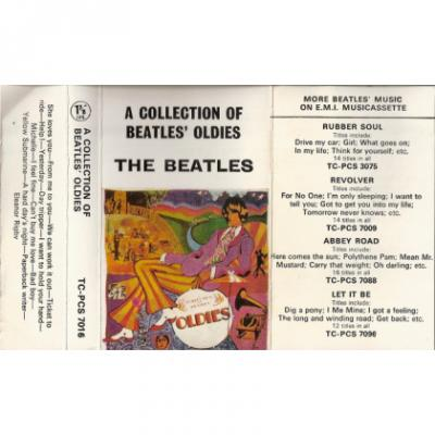 A Collection of Beatles Oldies (But Goldies) - The Beatles : les secrets de l'album (paroles, tablature)