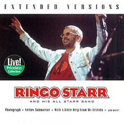 Extended Versions - Ringo Starr : les secrets de l'album (paroles, tablature)