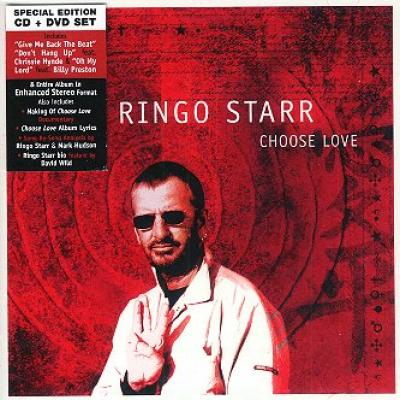 Choose Love - Ringo Starr : les secrets de l'album (paroles, tablature)