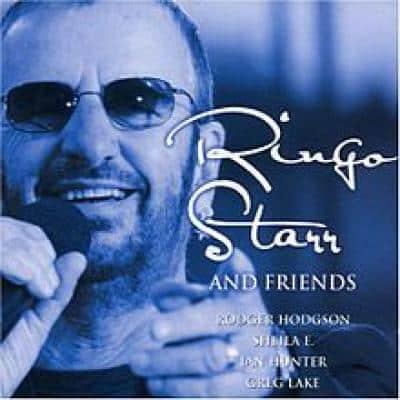 Ringo Starr and Friends - Ringo Starr : les secrets de l'album (paroles, tablature)
