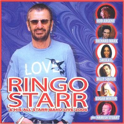 Ringo Starr and His All Starr Band Live 2006 - Ringo Starr : les secrets de l'album (paroles, tablature)
