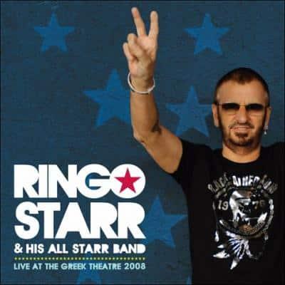 Ringo Starr and His All-Starr Band - Live at the Greek Theatre 2008 - Ringo Starr : les secrets de l'album (paroles, tablature)
