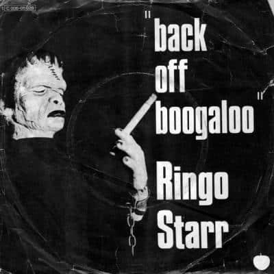 Back Off Boogaloo - Ringo Starr : les secrets de l'album (paroles, tablature)