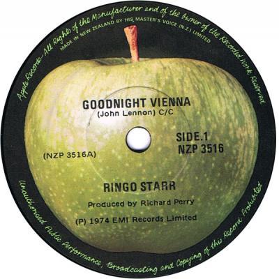 Goodnight Vienna - Ringo Starr : les secrets de l'album (paroles, tablature)