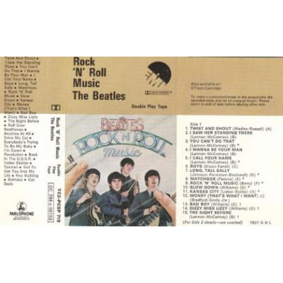 Rock 'N' Roll Music - The Beatles : les secrets de l'album (paroles, tablature)