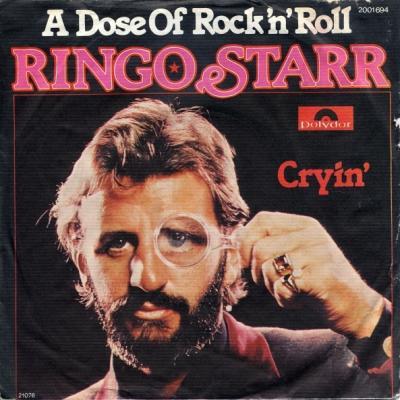 A Dose Of Rock'n'Roll - Ringo Starr : les secrets de l'album (paroles, tablature)