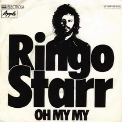 Oh My My  - Ringo Starr : les secrets de l'album (paroles, tablature)