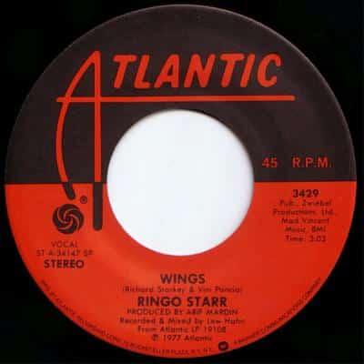Wings - Ringo Starr : les secrets de l'album (paroles, tablature)