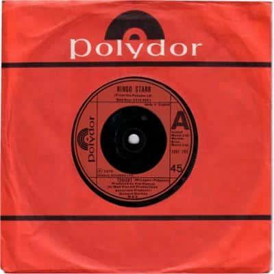Tonight - Ringo Starr : les secrets de l'album (paroles, tablature)
