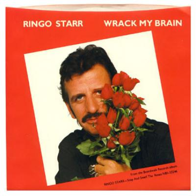 Wrack My Brain - Ringo Starr : les secrets de l'album (paroles, tablature)