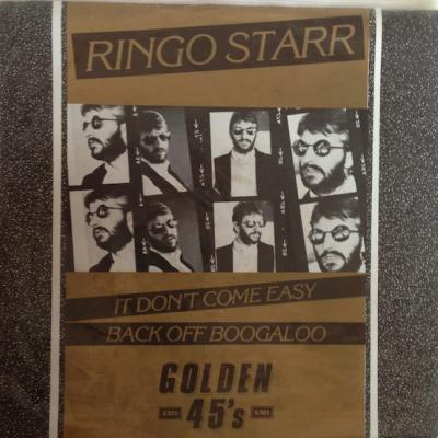 It Don't Come Easy - Ringo Starr : les secrets de l'album (paroles, tablature)