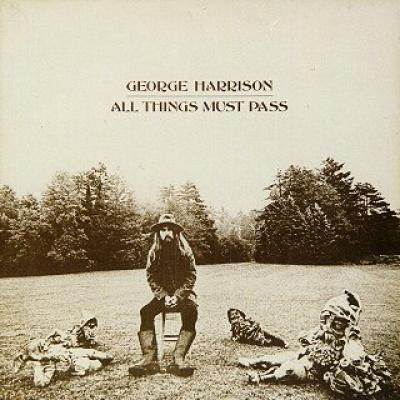 All Things Must Pass - George Harrison : les secrets de l'album (paroles, tablature)