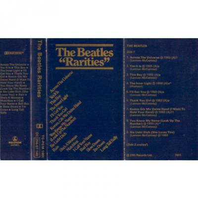 The Beatles Rarities - The Beatles : les secrets de l'album (paroles, tablature)