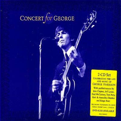 Concert For George - George Harrison : les secrets de l'album (paroles, tablature)