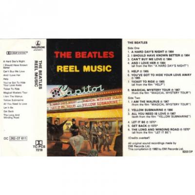 Reel Music - The Beatles : les secrets de l'album (paroles, tablature)