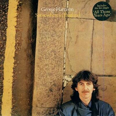 Somewhere In England - George Harrison : les secrets de l'album (paroles, tablature)