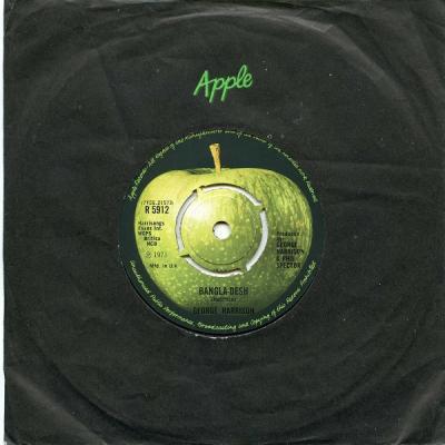 Bangla-Desh - George Harrison : les secrets de l'album (paroles, tablature)