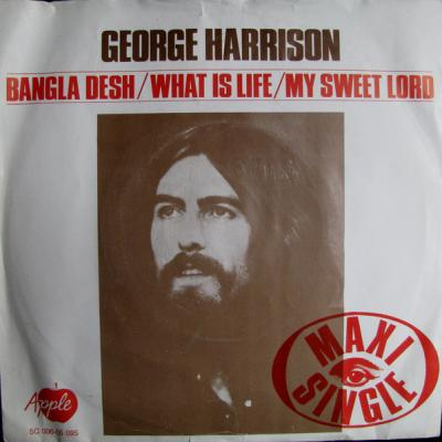 Bangla Desh / What Is Life / My Sweet Lord - George Harrison : les secrets de l'album (paroles, tablature)