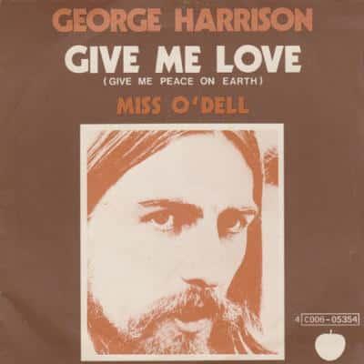Give Me Love (Give Me Peace On Earth) - George Harrison : les secrets de l'album (paroles, tablature)