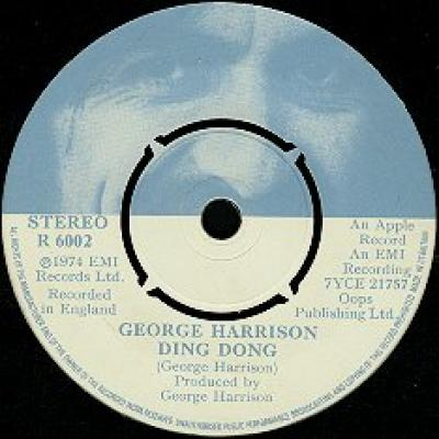 Ding Dong - George Harrison : les secrets de l'album (paroles, tablature)