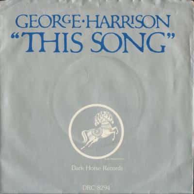 This Song - George Harrison : les secrets de l'album (paroles, tablature)