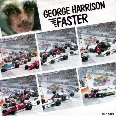 Faster - George Harrison : les secrets de l'album (paroles, tablature)