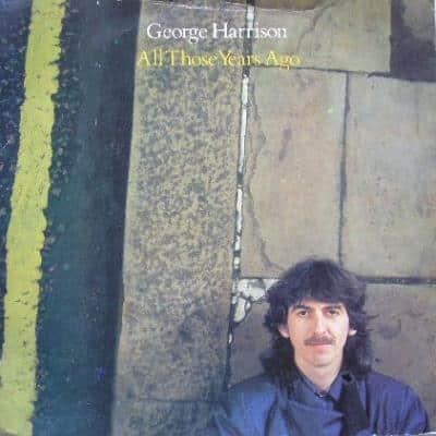 All Those Years Ago - George Harrison : les secrets de l'album (paroles, tablature)