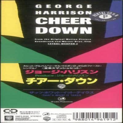 Cheer Down - George Harrison : les secrets de l'album (paroles, tablature)