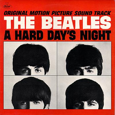 A Hard Day's Night [Original Motion Picture Soundtrack] (The U.S. Album) ( Remaster) - The Beatles : les secrets de l'album (paroles, tablature)