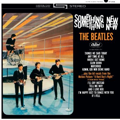 Something New (The U.S. Album) (Remaster) - The Beatles : les secrets de l'album (paroles, tablature)