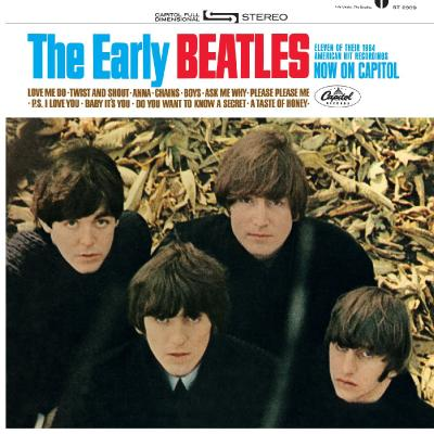 The Early Beatles (The U.S. Album) (Remaster) - The Beatles : les secrets de l'album (paroles, tablature)