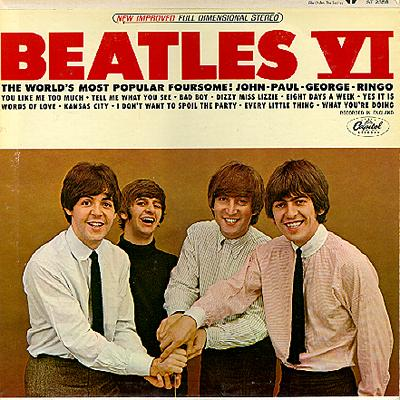 Beatles VI (The U.S. Album) (Remaster) - The Beatles : les secrets de l'album (paroles, tablature)