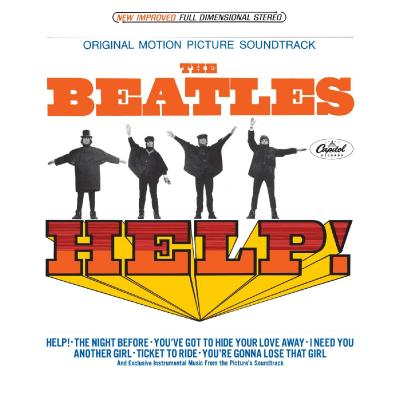 Help! [Original Motion Picture Soundtrack] (The U.S. Album) (Remaster) - The Beatles : les secrets de l'album (paroles, tablature)