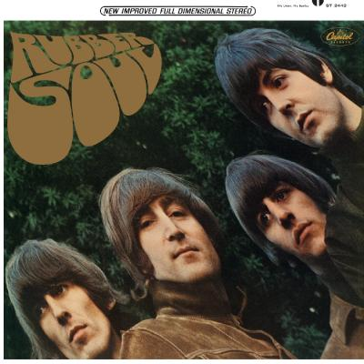 Rubber Soul (The U.S. Album) (Remaster) - The Beatles : les secrets de l'album (paroles, tablature)