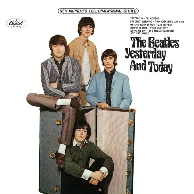Yesterday And Today (The U.S. Album) (Remaster) - The Beatles : les secrets de l'album (paroles, tablature)